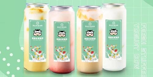 【鲜酿水果酸奶上新】酸酸甜甜四重奏,果香萦绕入口柔